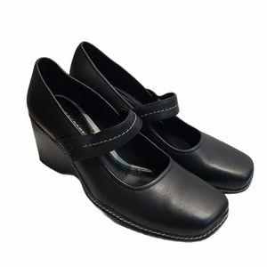 Rockport Mary Jane Wedges Size 5.5